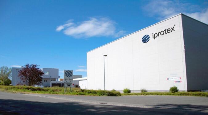 IPROTEX headquarter in Münchberg